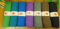 Wholesale factory price Yogitoes Silicone nubs skidless Yoga towel x62cm