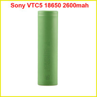 Wholesale VTC5 battery V mAh battery for e cigarette mod e cig