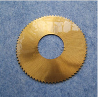 Wholesale 63 mm blade for E1 key machine abloy key blade cutting right size use for abloy key