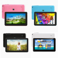 Wholesale 9 quot Inch Dual Core Android Tablet PC Actions Dual Camera MB GB Capacitive Touch Screen GHZ WIFI quot iRuLu epad Tablet PC