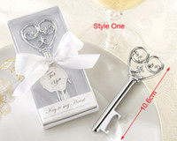 Wholesale Wedding Favor Party Anniversary Celebration Gifts Bottle Opener More Style