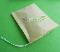 coffee filter - X mm pulp color Filter paper Empty tea bag Single drawstring tea bag Herbal bags coffee bags no bleach