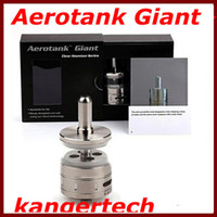 original kanger aerotank giant atomizer 4. 5ml pyrex glass ae...
