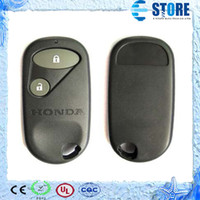 key cover - 2 Buttons Remote Key Cover for Honda Key Cover for Replacement DHL Free Fast ship A