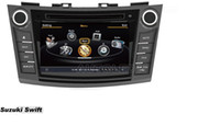 Wholesale OEM replace for Suzuki Swift Car DVD Player With GPS Navigation free Map Radio AM FM Stereo System Bluetooth support rear camera