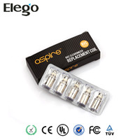 Cheap 100% Original Aspire BVC Replacement Coils for Aspire BDC Atomizer Aspire BVC Coil Aspire Coil Head For CE5 ET CE5S ETS Clearomizers