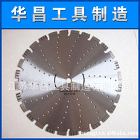 Wholesale Large thick blade factory direct laser welding diamond saw blade cutting asphalt