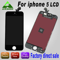 Cheap For Apple iPhone iphone 5 lcd screen Best Touch Screen  digitizer