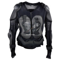 Wholesale Professional Super Quality Jacket Racing Motorcycle Full Body Armor Spine Chest Protective Jackets Gear Size L B6 TK0543