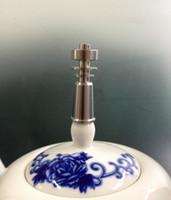 Wholesale RockBros Domeless Titanium Nail Ti Nail mm Female Dome Joint Grade