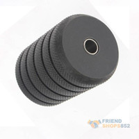 hard machine - F9s Black Handle Grip with Knurling For Tattoo Equipment Machine Hard Plastic
