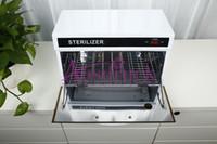 110v-220v as photo  Best price New Coming 110v-220v Factory direct sale Pro UV Ultraviolet Tool Sterilizer Sanitizer Cabinet Beauty Salon Spa Machine