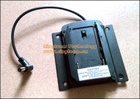 Wholesale VASE Standard LCD Monitor Back Mount Plate with Battery Cradle for Sony NP F970 NP F750 NP F550 NP F970 F750 F550