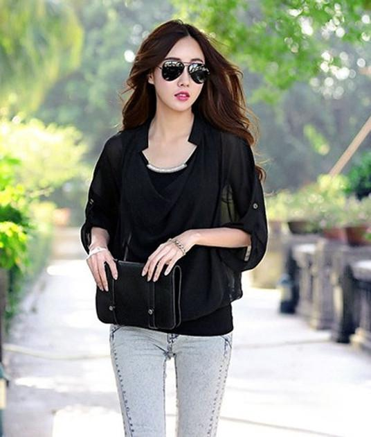 2017 new 2014 fashion women girl casual clothing shirts t