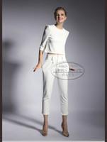 Wholesale 2014 autumn fashion new women slim pant suits womens suits with pants women business suits formal office suits ol dress full size