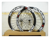 Wholesale 2014 Hot sales ruedas carbono carbon bike wheels mm c full carbon bike wheels with Powerway R36 carbon alloy wheels clincher DORA ACE