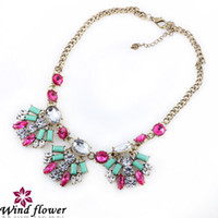 Wholesale Top New Fashion Color Rhinestone Bead Necklace Super Popular Worm Style Design Jewelry New Arrival Luxury Marriage Gift Necklace