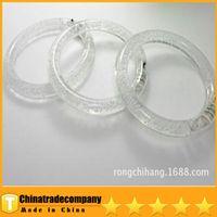 Wholesale Hot Sale Glow Bracelets Acrylic LED Flash Glow Bracelets Bracelets Party Decoration Bar Party Supplies