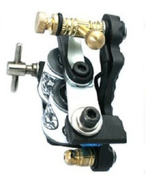 Wholesale Handmade Carbon Wrap Coils Liner Shader Tattoo Machine Model E010220
