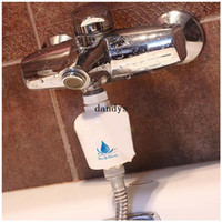 Wholesale Kitchen Water Tap Clean Softener Remove Home Shower Faucet Filter Purifier Head dandys