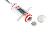 Wholesale 2014 New Meat Thermometer Kitchen Digital Cooking Food Probe Electronic BBQ Cooking Tools B003 SV002484