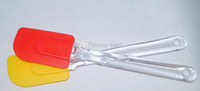 baking butter - Baking tools Kitchen cake knife Butter knife environmental protection silicone butter spreader