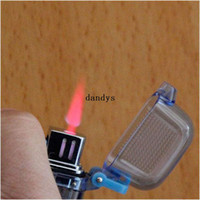 gas - Windproof Torch Cigarette Lighter Refillable Jet Butane Gas Cigarette Lighter dandys