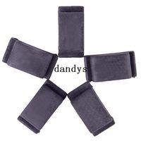 Wholesale 5Pcs Black Rubber Guitar HeadStock Pick Holder New dandys