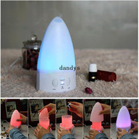 Wholesale Hot Sale Rainbow LED Ultrasonic Air Humidifier Purifier Aroma Diffuser Color Change dandys