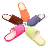 Cute femmes Lady hommes amoureux Accueil Anti Slip pantoufles d'intérieur chaude sandales chaussure #56885 dandys