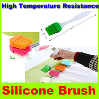 Wholesale High quality Silicone Basting Cooking Pastry Brush Kitchen heat resistance silicone BBQ brush high quality A269L
