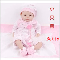 Cheap Freeshipping Top Limited Edition silicone reborn baby dolls 100% handmade reproduction Baby Collector's Edition
