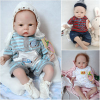 Cheap Simulation will be laughing and crying baby doll hair regeneration Baby Wash silicone reborn baby doll the top Limited Edition