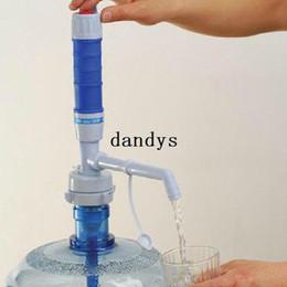 Wholesale Powerful Electric Pump Dispenser Bottled Drinking Water Gallon w Press Switch dandys