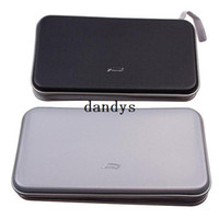 Wholesale New Portable Disc CD DVD Wallet Storage Organizer Bag Case Holder Album Box dandys