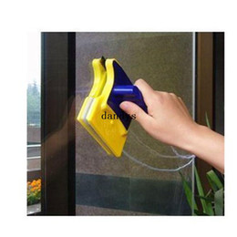 Wholesale Magnetic Window Cleaner Double Side Glass Wiper Cleaner Surface Useful Brush New dandys