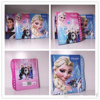 accounting learning - Frozen Notebook Student Writting Diary Notebook Frozen Elsa Frozen Anna Book Student Notepad with Password School Learning Supplies FZ61