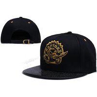 Wholesale Black Raptors Snapbacks Latest Basketball Caps Hats Top Quality Brim Hats Mens Womens Ball Caps Flat Snapback Hat Adjustable Cap