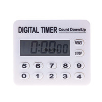 Wholesale New Hot Sale Digital Home Kitchen Electronic Sports Clock Timer Countdown Alarm Count dandys