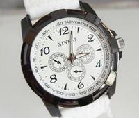 Wholesale Top Quality Xinkai Brand silicone Watch men Man Fashion Sports Quartz Wrist Watch QW009