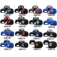 Wholesale Team Snaobacks Cheap Basketball Caps Brand Baseball Snapback High Quality Ball Caps Flat Brim Hats Cool Summer Hats Fashion Adjustable Hat