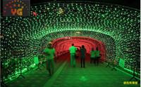 Wholesale AC220V V Christmas Tree Lights M LEDs LED Fairy String Lights Holiday Decorations Party Wedding Lights