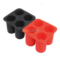 Wholesale EA14 Cool Ice Tray Party Shooters Supplies Shot Glasses N