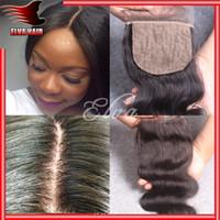 Cheap silk base closure Best silk base closure hair