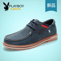 Wholesale Playboy new winter trend shoes British casual shoes men s shoes men everyday low shoes