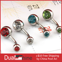 Compare navel earrings prices buy cheapest star sapphire for Body jewelry cheap prices