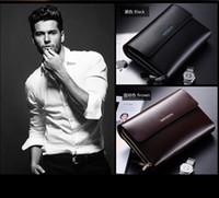 Wholesale Teemzone katyn handbags male leisure Men s bags business cow leather bag hand caught multi functional wallet