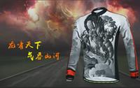 Wholesale Outdoor Road Bike Cycling Jerseys Mountain Bike Cycling Jerseys Long sleeved Suit Longxiao Cycling Jerseys Long sleeved Cycling Clothing