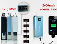 Cheap Genuine Innokin Itaste MVP 2.0 mvp kit with 1 iclear 30\2 iclear 16 atomizer Variable Voltage 2600mah battery power bank itaste cigarettes