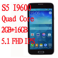 Cheap Dual Core S5 Best Android with WiFi i9600